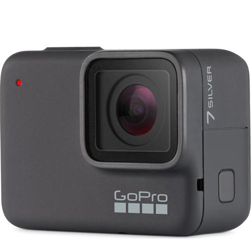 GoPro GoPro HERO7 SILVER 国内正規品 CHDHC-601-FW