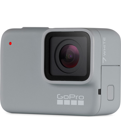 【長期保証付】GoPro GoPro HERO7 WHITE 国内正規品 CHDHB-601-FW