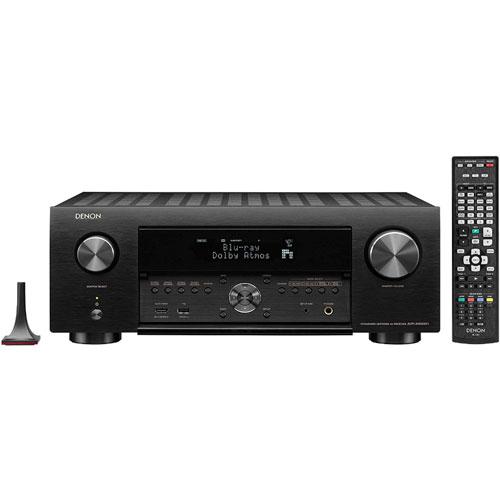 DENON AVR-X4500H-K(ブラック) 9.2ch AVサラウンドレシーバー