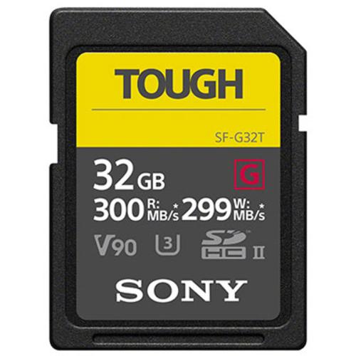 ソニー SF-G32T SDHC UHS-II メモリーカード 32GB
