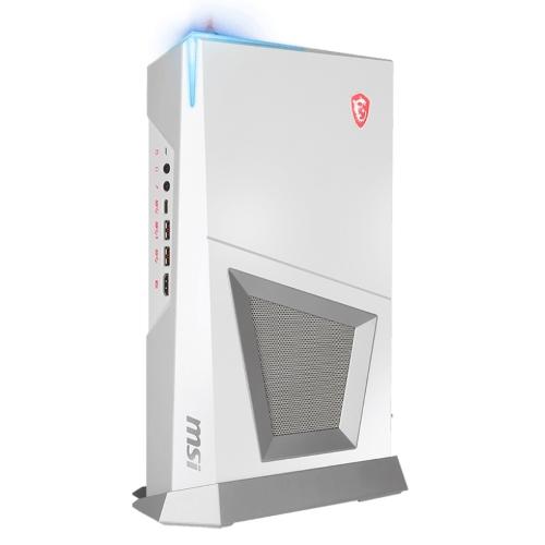 【長期保証付】MSI TRIDENT3 ARCTIC 8RC-076JP ゲーミングデスクトップ i5-8400+GTX1060 AERO ITX 3G OC