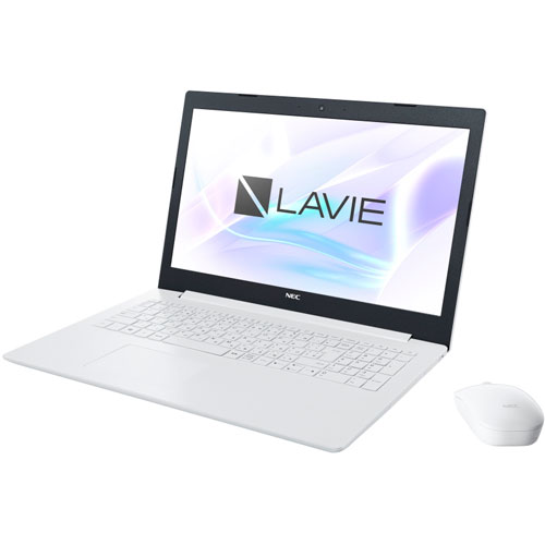 【長期保証付】NEC PC-NS500KBW-YP(カームホワイト) LAVIE Note Standard 15.6型液晶