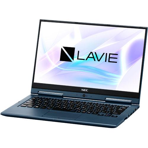 NEC PC-HZ550LAL(インディゴブルー) LAVIE Hybrid ZERO 13.3型液晶