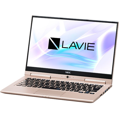 NEC PC-HZ500LAG(フレアゴールド) LAVIE Hybrid ZERO 13.3型液晶