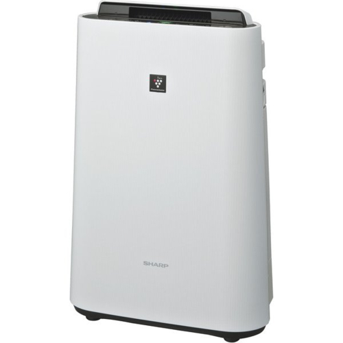 シャープ KC-J500Y-W(ホワイト) プラズマクラスター7000 加湿空気清浄機 空気清浄23畳/加湿14畳