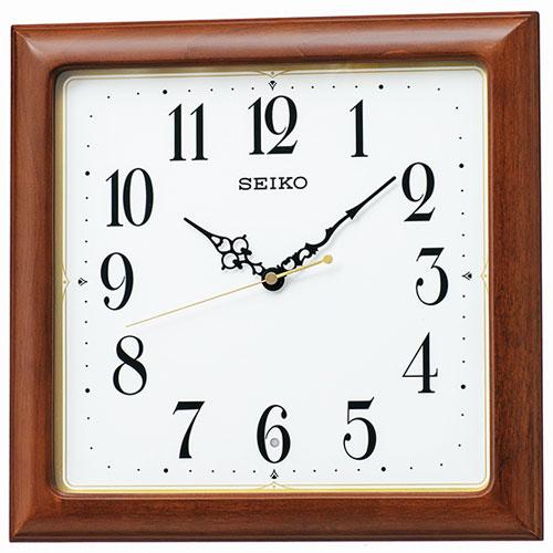 セイコー KX248B スタンダード掛け時計