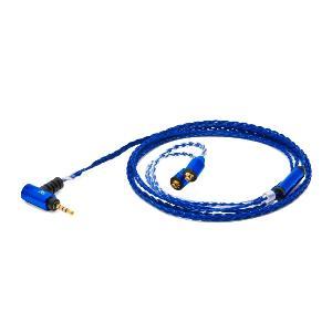 オヤイデ電気 Palette8 MX-A BAL SapphireBlue(ブルー) MMCXイヤホン用リケーブル