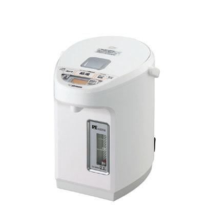 【長期保証付】象印 CV-WB22-WA(ホワイト) 優湯生(ゆうとうせい) マイコン沸とうVE電気まほうびん 2.2L