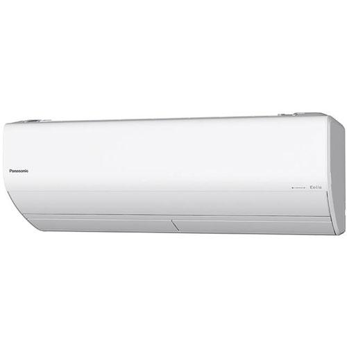 パナソニック CS-X229C-W(クリスタルホワイト) Eolia(エオリア) Xシリーズ 6畳 電源100V
