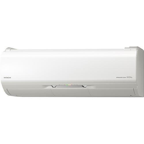 【長期保証付】日立 RAS-X63J2-W(スターホワイト) 白くまくん 20畳 電源200V