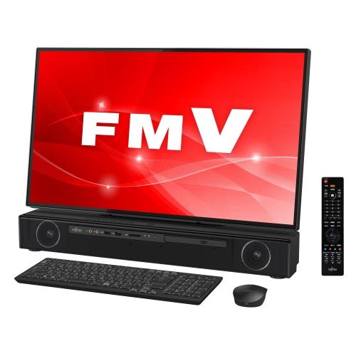 【長期保証付】富士通 FMVFXC3B(オーシャンブラック) ESPRIMO FHシリーズ 27.0型液晶 4Kチューナー搭載