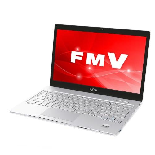 【長期保証付】富士通 FMVS75C3W(アーバンホワイト) LIFEBOOK SHシリーズ 13.3型液晶