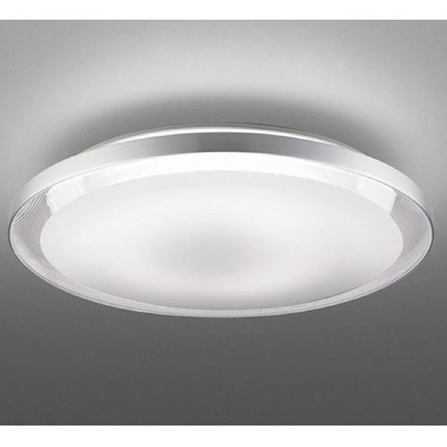 【長期保証付】コイズミ BH180801A LEDシーリング 調光・調色タイプ ~8畳 リモコン付 スマートスピーカー連動