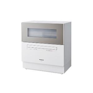 【設置】パナソニック NP-TH2-N(シャンパンゴールド) 食器洗い乾燥機
