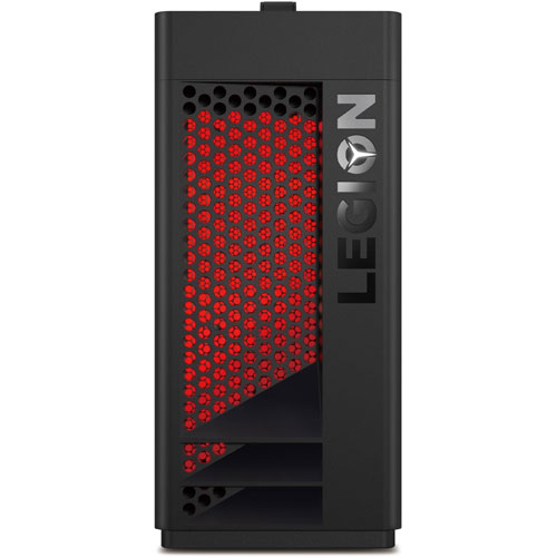 【長期保証付】Lenovo 90JL00F0JM(ブラック) Lenovo Legion T530 ゲーミングデスクトップPC本体のみ