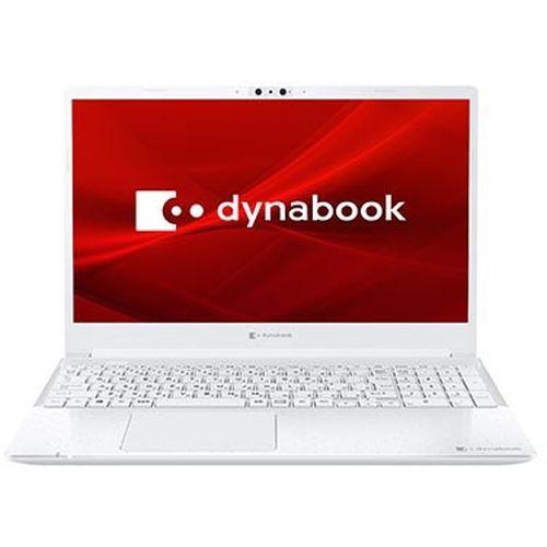 【長期保証付】dynabook P1C5MPBW(リュクスホワイト) dynabook C5 15.6型 Core i3/8GB/256GB+1TB/Office