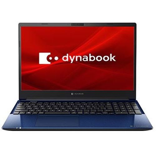 【長期保証付】dynabook P1C5MPBL(スタイリッシュブルー) dynabook C5 15.6型 Core i3/8GB/256GB+1TB/Office