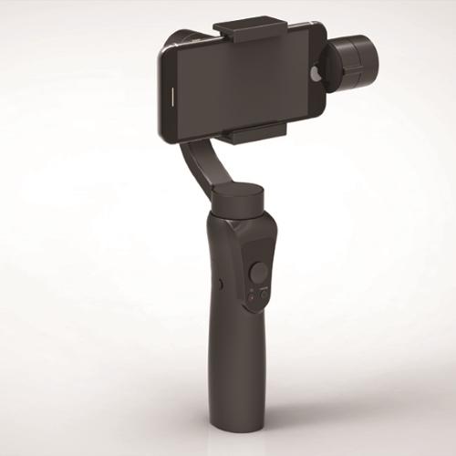 KEIAN KJ-S5PRO スマートフォン用電動3軸スタビライザー(ジンバル)