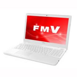 【長期保証付】富士通 FMVA51C3W(プレミアムホワイト) LIFEBOOK AHシリーズ 15.6型液晶