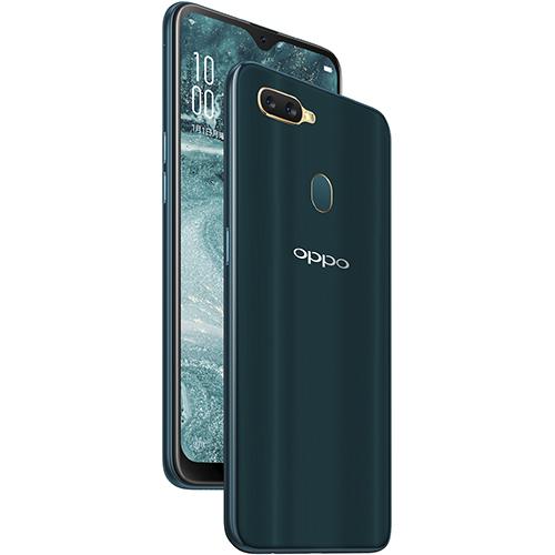 OPPO SIMフリー 4GB/64GB AX7(ブルー) Oppo CPH1903