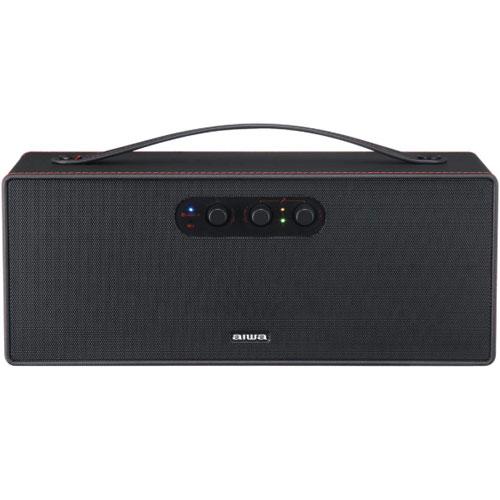【長期保証付】AIWA PS-BK20M Bluetoothカラオケスピーカー