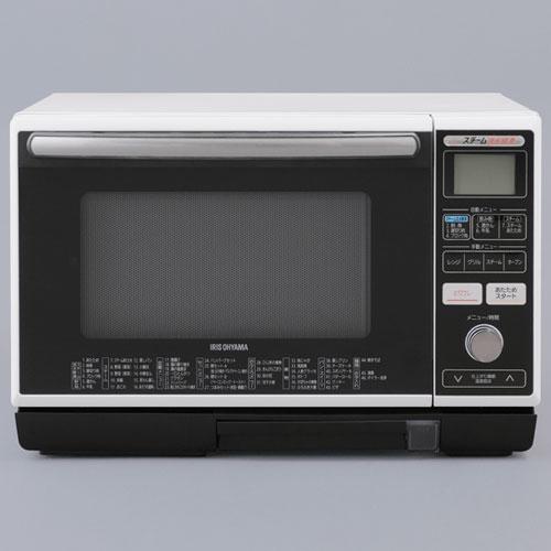 【長期保証付】アイリスオーヤマ MS-YS3 スチーム流水解凍オーブンレンジ 24L