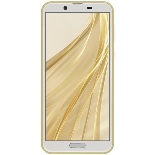 シャープ AQUOS sense2 SH-M08(アッシュイエロー) 3GB/32GB SIMフリー SHM08X5Y