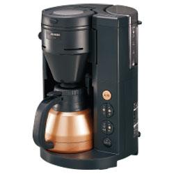 【長期保証付】象印 EC-RS40-BA(ブラック) コーヒーメーカー 珈琲通