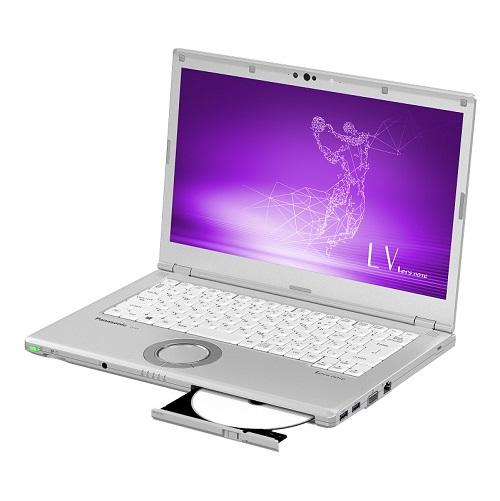 【長期保証付】パナソニック CF-LV7DDVQR(シルバー) LV7 ノートパソコン14.0型液晶