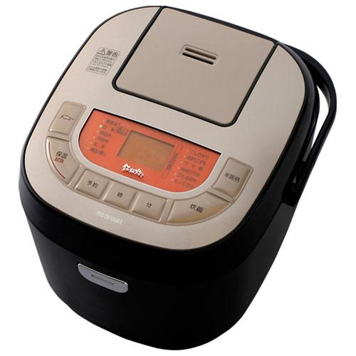 【長期保証付】アイリスオーヤマ KRC-MB10 銘柄炊き ジャー炊飯器 10合