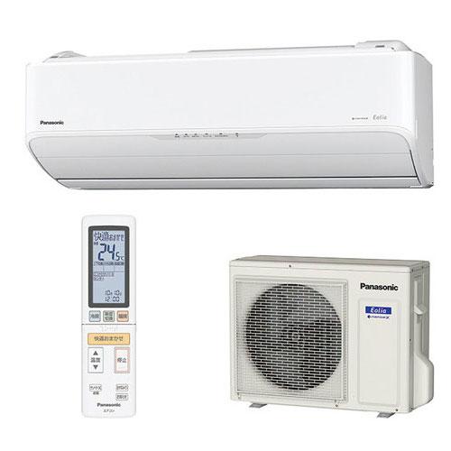 パナソニック CS-AX289C-W(クリスタルホワイト) Eolia(エオリア) AXシリーズ 10畳 電源100V