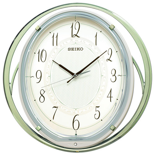 セイコー AM262M 電波掛け時計