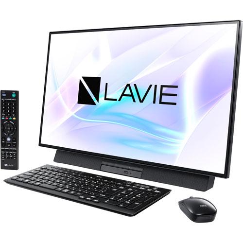 NEC PC-DA970MAB(ファインブラック) LAVIE Desk All-in-one 27型液晶 TVチューナー搭載