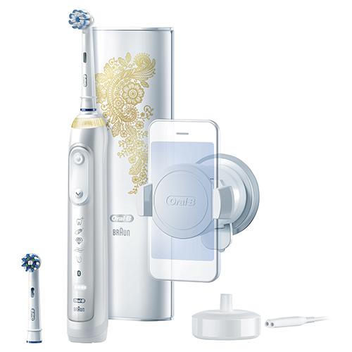 【長期保証付】ブラウン D7015266XCMK(マラケシュデザインパッケージ) 電動歯ブラシ