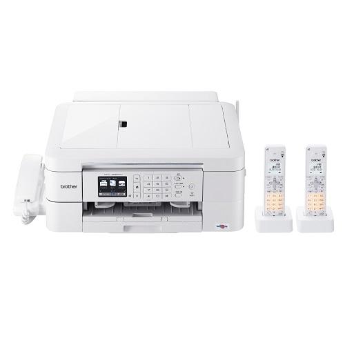 ブラザー PRIVIO MFC-J998DWN インクジェット複合機 A4対応(子機2台付き)