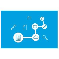 ゼロックス DocuWorks 9 アップグレード ライセンス認証版 / 5ライセンス基本パッケージ