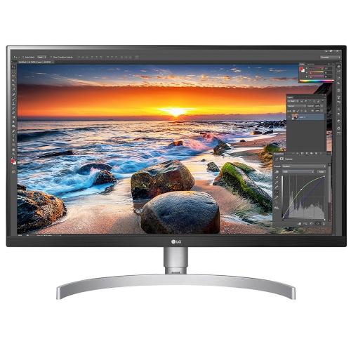【送料無料】【在庫あり】14時までの注文で当日出荷可能! 【長期保証付】LGエレクトロニクス 27UL850-W 27型ワイド 4Kディスプレイ DisplayHDR400対応 USB Type-C搭載