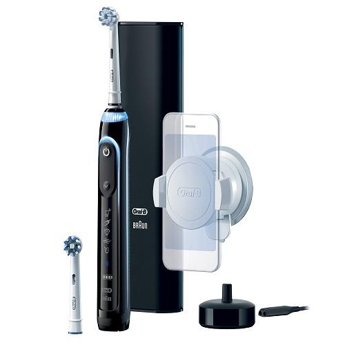 ブラウン D7015266XCMBK(ブラック) 電動歯ブラシ