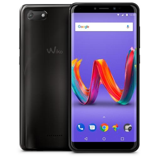 wiko Tommy3 Plus(Anthracite Mirror/アンスラサイトミラー) 2GB/16GB SIMフリー W-V600