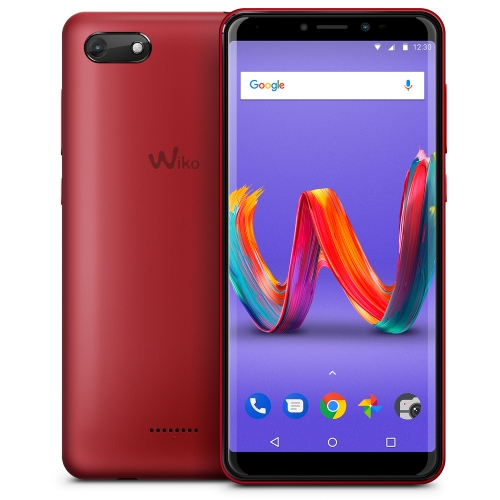 wiko Tommy3 Plus(Cherry Red/チェリーレッド) 2GB/16GB SIMフリー W-V600