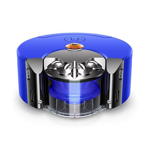 ダイソン ロボット掃除機 Dyson 360 Heurist(ニッケル/ブルー)
