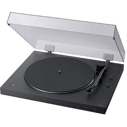 【長期保証付】ソニー PS-LX310BT ステレオレコードプレーヤー