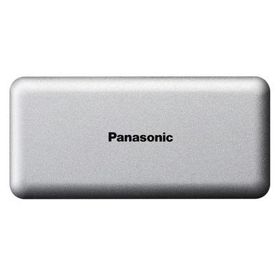 パナソニック RP-SBD512P3 ポータブルSSD Thunderbolt3 対応 512GB