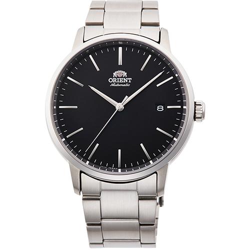 【長期保証付】オリエント RN-AC0E01B 自動巻き(手巻き付き) 腕時計 メンズ