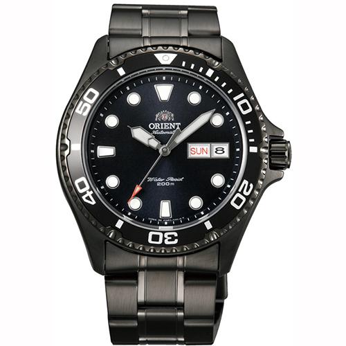 【長期保証付】オリエント RN-AA0201B 自動巻き(手巻き付き) 腕時計 メンズ