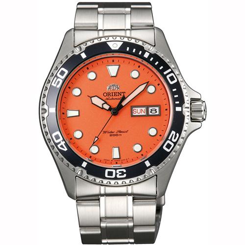 【長期保証付】オリエント RN-AA0202Y 自動巻き(手巻き付き) 腕時計 メンズ
