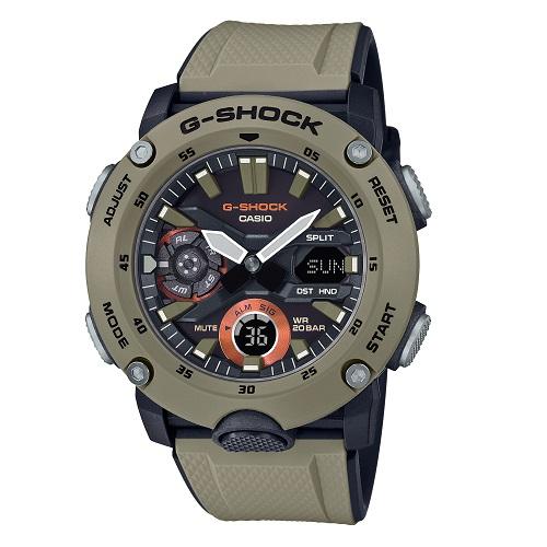 【長期保証付】CASIO GA-2000-5AJF G-SHOCK(ジーショック) クオーツ メンズ