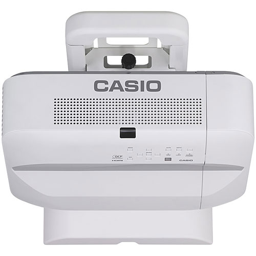 CASIO XJ-UT352WN 超短焦点モデル プロジェクターネットワーク接続対応 3500lm WXGA