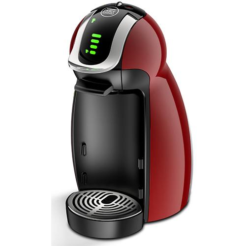 在庫あり 14時までの注文で当日出荷可能 ネスレ MD9747S-CR 海外並行輸入正規品 コーヒーメーカー ジェニオアイ チェリーレッド ドルチェグスト 40%OFFの激安セール