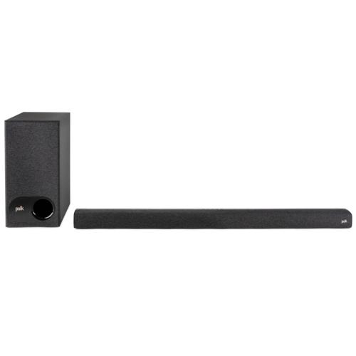 在庫あり 完売 14時までの注文で当日出荷可能 Polk Audio Signa ワイヤレスサブウーハー付きサウンドバー 買い物 S3